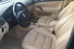 Nigeria Used Volkswagen Passat 2005 Model Black