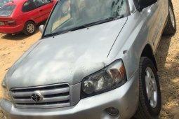 Well Maintained Naija Used Toyota Highlander 2005 Model