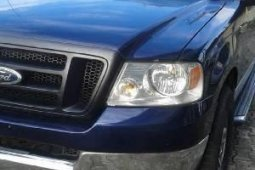 Foreign Used Ford F-150 2006 Model Blue