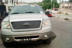 Foreign Used Ford F-150 2006 Model Silver