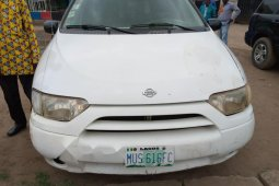 Nigeria Used Nissan Quest 2002 Model White