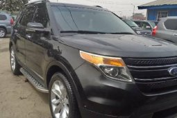 Foreign Used Ford Explorer 2014 Model for sale