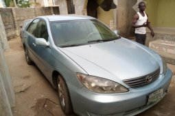 Direct Tokunbo Sharp and neat Toyota Camry 2005 model
