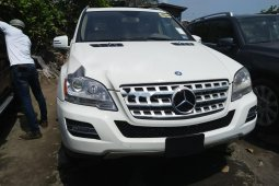 Tokunbo Mercedes-Benz ML350 2010 Model