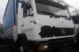 Foreign Used Mercedes-Benz 1117 2000 Model White