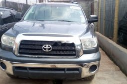 Foreign Used Toyota Tundra 2008 Model Gray