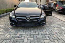 Nigeria Used Mercedes-Benz CLS 2012 Model Black
