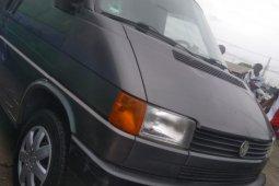 Tokunbo Volkswagen Transporter 1998 Model Gray