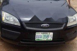 Nigeria Used Ford Focus 2006 Model Black
