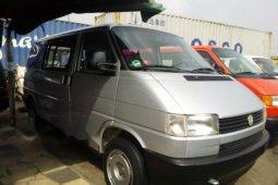 Tokunbo Volkswagen Transporter 1998 Model