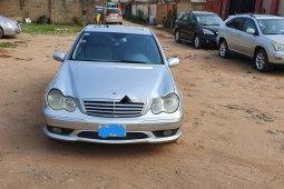 Naija Used 2007 Mercedes-Benz C230 for sale