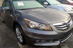 Foreign Used 2008 Grey Toyota Camry for sale in Lagos