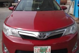 FEw Months Used Toyota Camry 2013 Model for sale