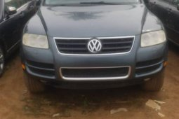 Foreign Used 2005 Other Volkswagen Touareg for sale in Lagos