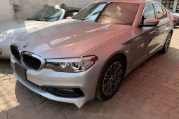 Foreign Used 2017 Silver BMW 530i for sale in Lagos