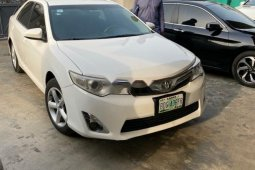 Nigerian Used Toyota Camry 2013Model for sale