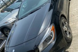Tincan Lagos Cleared Mercedes-Benz CLA-Class 2014 Model for sale