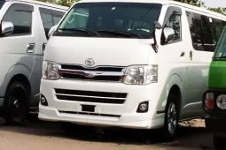 Toyota HiAce 2014 aamodel for sale
