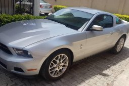 Foreign Used 2012 Ford Mustang for sale in Lagos.