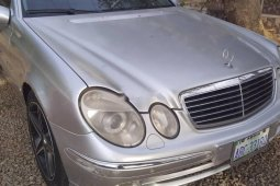 Tokunbo 2006 Mercedes-Benz E350 for sale