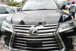 Foreign Used Lexus 570 2018 Model Black