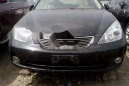 Foreign Used 2006 Black Lexus ES for sale in Lagos.