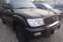 Naija Used Toyota Land Cruiser 2005 Model for sale