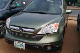 Very Clean Naija Used Honda CR-V 2008 for sale