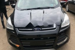 Foreign Used Ford Escape 2014 Model Black