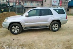 Foreign Used 2003 Silver Toyota 4-Runner for sale in Lagos.