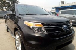 Foreign Used Ford Explorer 2012 Model