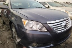 Foreign Used 2007 Black Honda Accord for sale in Lagos.