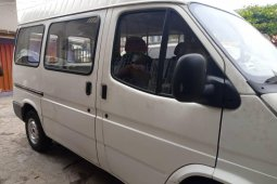 Foreign Used Ford Transit 1997 Model White