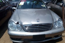 Very Clean 2005 Mercedes-Benz C230 for sale