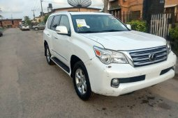 Foreign Used Lexus GX 2010 Model White