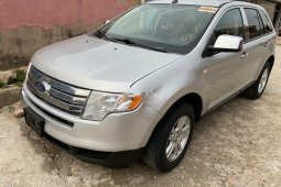Foreign Used Ford Edge 200-9 Model Silver