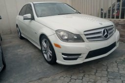 Tokunbo Mercedes-Benz C250 2012 Model  for sale