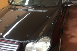 Foreign USed 2006 Mercedes-Benz C230 for sale