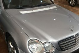 Clean Foreign Used 2007 Mercedes-Benz C230 for sale