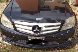 Nigeria Used Mercedes-Benz C300 2009 Model Black