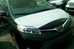 Foreign Used Toyota Sienna 2020 Model Black