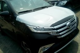 Foreign Used Toyota Rush 2020 Model Black