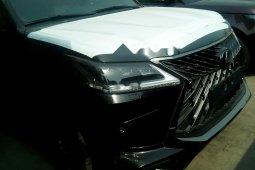 Foreign Used Lexus LX 2020 Model Black