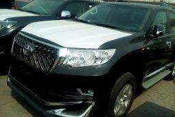 Tokunbo Toyota Land Cruiser Prado 2020 Model Black