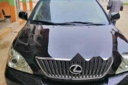 Nigeria Used Lexus RX 2005 Model Black