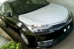 Foreign Used Toyota Corolla 2020 Model Black