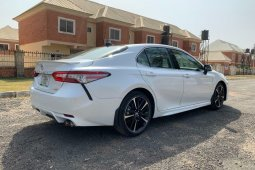 Foreign Used Toyota Camry 2018 Model White