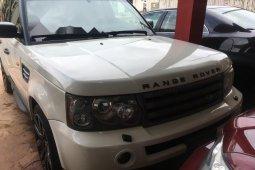 Tokunbo Land Rover Range Rover Sport 2008 Model White