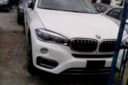 BMW X6 xDrive35i 2018 Model Tokunbo America spec