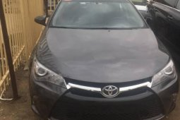 Foreign Used Toyota Camry 2017 Model Gray